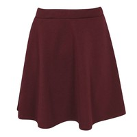 Rosie Full Circle Scuba Skater Skirt