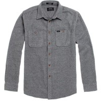 Matix Freedman Flannel Shirt - Mens Shirts - Gray