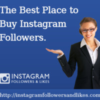 Buy Instagram Followers - Active & Cheap Followers starting @ $2