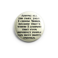 """2"""" Funny Pinback button  Shrek 50mm. Pinback Button Badges, Funny pinback,Gift for Valentine's Day, Quotes, Cute Button, Love Quotes"""