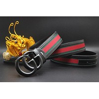 Gucci Belt Men Women Fashion Belts 504155