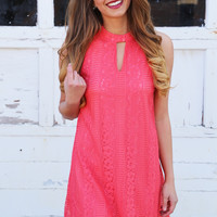 Crochet For You Lace Dress