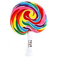Dylan's Candy Bar Whirly Pop® Pillow in  New Arrivals: Toys & Accessories at Dylan's Candy Bar