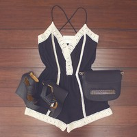 Breath Of Fresh Air Romper $37.00