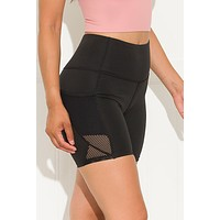 Good Choice Biker Short Black