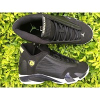 Air Jordan 14 Retro Indiglo Basketball Shoes 40-47