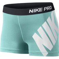 Nike Women's 3'' Pro Logo Compression Shorts   DICK'S Sporting Goods