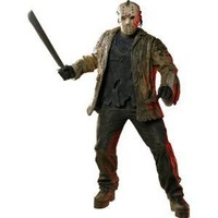 "Friday the 13th Jason 19"" Action Figure"