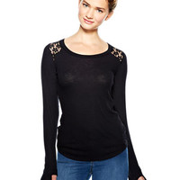 Kate Thumbhole Long-Sleeve Top