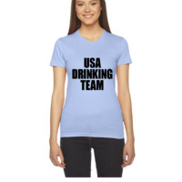 USA Drinking Team - Women's Tee