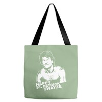 st. patrick swayze day Tote Bags