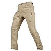 Men Summer Urban Tactical IX9 Lightweight Military Cargo Pants Army Casual Quick Dry Breathable Stretch SWAT Militar Army Pants