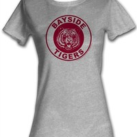 Saved By The Bell Bayside Tigers Juniors T-Shirt