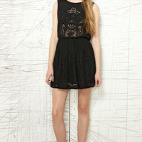 Urban Outfitters  - Pin-Up Embellished Angular Dress