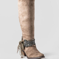 Midnight Dream Embellished Boot