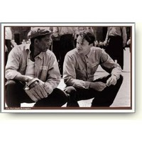 Shawshank Redemption - Andy and Red 24x36 Poster