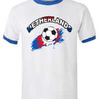 NETHERLANDS WORLD CUP T SHIRTS