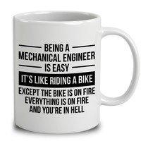 Being A Mechanical Engineer