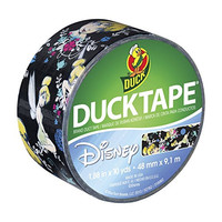Duck Brand 281970 Disney-Licensed Tinker Bell Printed Duct Tape, 1.88-Inch by 10-Yard, 1-Pack
