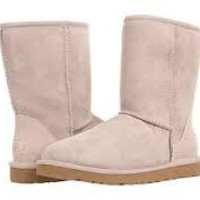 Ugg W Classic Short-Feather