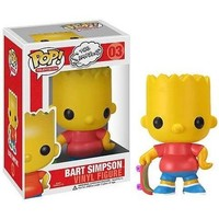 Funko POP! TV: The Simpsons Bart Simpson #03