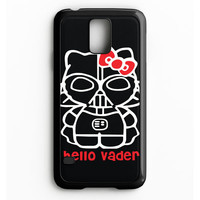 Hello Darth Vader Samsung Galaxy S5 Case