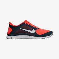 Check it out. I found this Nike Free 4.0 Men's Running Shoe at Nike online.