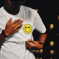 Fashion Smiling face Print Casual T-Shirt Top Tee