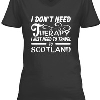 I JUST NEED TO TRAVEL TO SCOTLAND