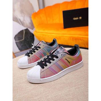 Adidas Superstar  Woman's Men's 2020 New Fashion Casual Shoes Sneaker Sport Running Shoes