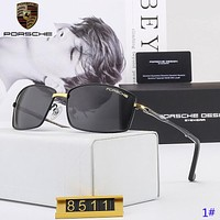 PORSCHE New Fashion Polarized Drive Sun Protection Glasses Eyeglasses Men 1#