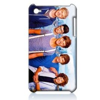 One Direction Hard Case Cover Skin for Ipod Touch 4 4th Generation