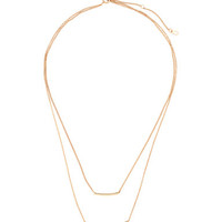 H&M Double Strand Necklace $5.99