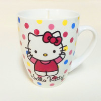 Hello Kitty Mug Candle 14 oz - All Natural Soy Candle - CHOICE OF SCENT