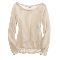 Aerie Sparkle Crew Neck Sweatshirt | Aerie for American Eagle