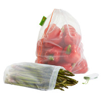 White Reusable Product Bags