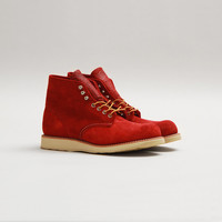 CNCPTS / Red Wing Shoes x Concepts Plain Toe (Red)