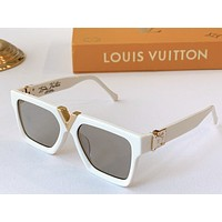 LV Popular Womens Mens Fashion Shades Eyeglasses Glasses Sunglasses