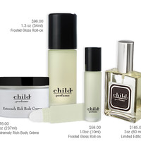 Child Perfume | Handcrafted Excellence