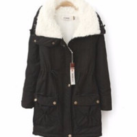 Warm and Cozy Winter Padded Jacket
