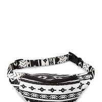 Tribal Print Fanny Pack