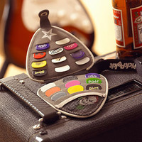 The Pickpokit Guitar Pick Wallet