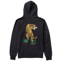 Diamond Supply Co. - Pacific Tour Zip Up Hoodie - Black