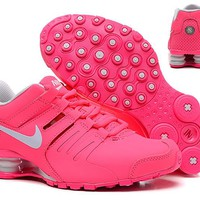 NIKE women Shox-OZ air  running sneaker