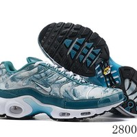 Hcxx 19July 1185 Nike Air Max Plus QS Retro Sports Flyknit Running Shoes