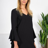 Vogue Black Bella Dress