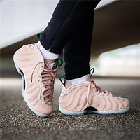 Nike Air Foamposite mid-top sports basketball shoes