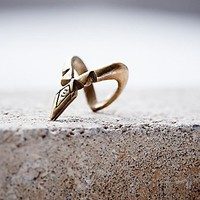 Coyote Negro Womens Coyote V Ring