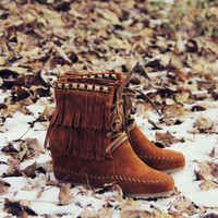 Snowy River Moccasins