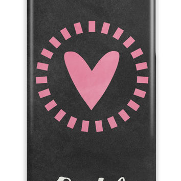 CHALKBOARD WITH HEART - TWEEN IPHONE CASE